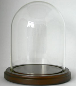 glass dome for stirling engines from. Black Bedroom Furniture Sets. Home Design Ideas