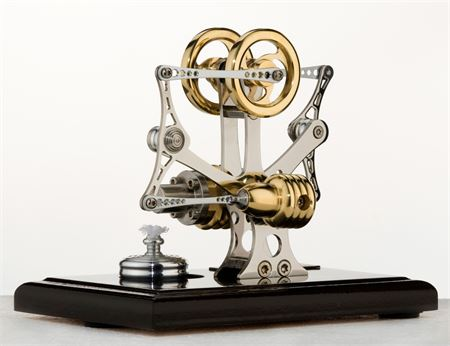 Deluxe Flyer - Bhm Stirling engine