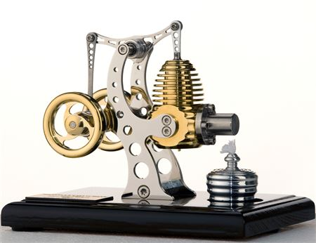 Little Pump - Bhm Stirling engine