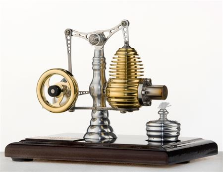 Small Tower - Bhm Stirling engine