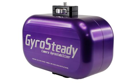 GyroSteady - Camera gyrostabilizer