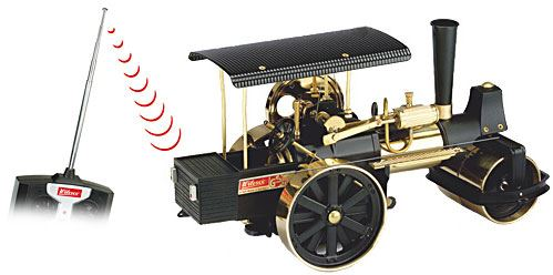RC unit for Brass Steam Engines