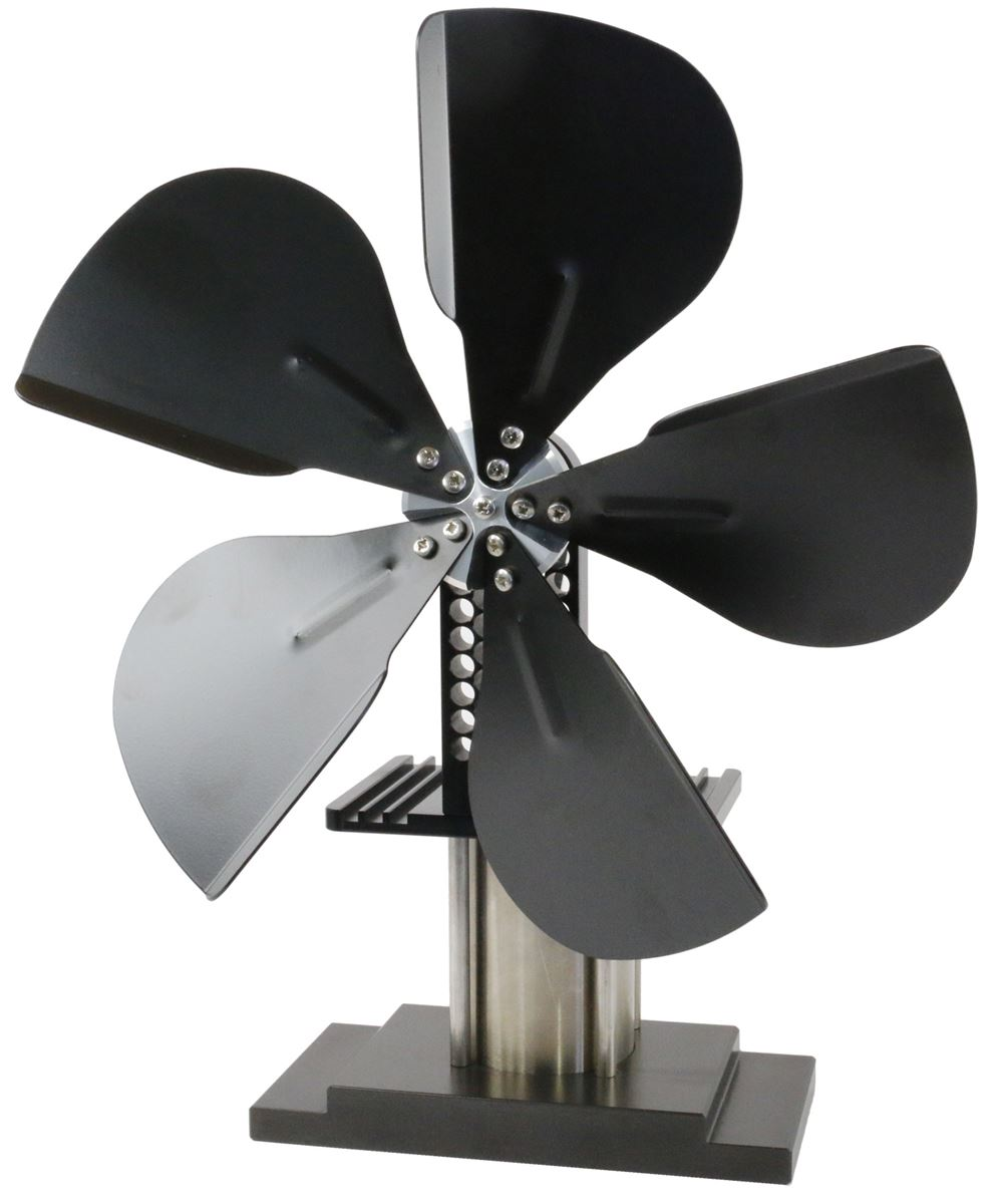 Vulcan Stove Fan Stirling Engine Powered From